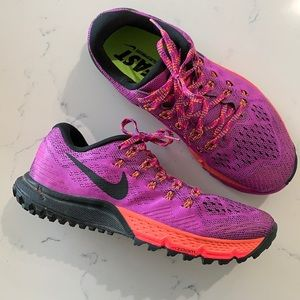Nike Air Zoom Terra Kiger 3 Trail Shoes Sz6.5